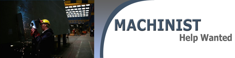 Machinist Help Wanted – Salary for Cnc Machinist